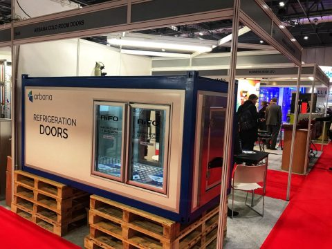 The HVAC & Refrigeration SHOW London 2018.